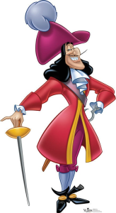 14 Captain Hook